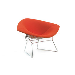 Bertoia großer Diamond Sessel | Loungesessel | Knoll International