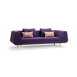 Mirage Sofa | Divani lounge | Stouby