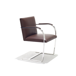 Brno flat bar Side Chair | Visitors chairs / Side chairs | Knoll International