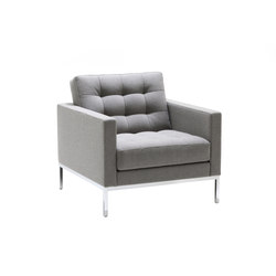 Florence Knoll Lounge Armchair | Sillones lounge | Knoll International