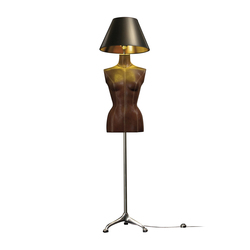 Lady Smoon | Floor lamps in steel | BEAU&BIEN
