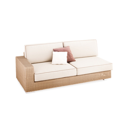 Golf sofa 3 right arm | Garden sofas | Point