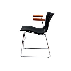 Handkerchief Chair | Visitors chairs / Side chairs | Knoll International