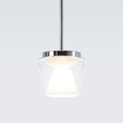 Annex Suspension clear / opal | Illuminazione generale | serien.lighting