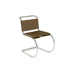 MR Side Chair | Visitors chairs / Side chairs | Knoll International