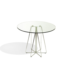 Paperclip Table | Dining tables | Knoll International