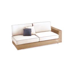 Golf sofa 3 left arm | Garden sofas | Point