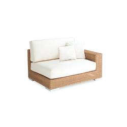 Golf Sofa 2 linkes Modul | Gartensofas | Point