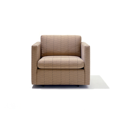 Pfister Lounge Seating | Lounge chairs | Knoll International