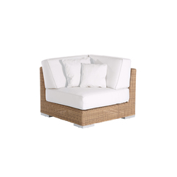 Golf corner modular part | Garden sofas | Point