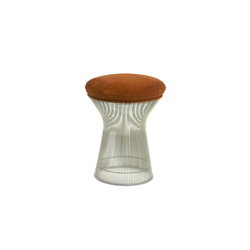 Platner Stool | Pufs | Knoll International