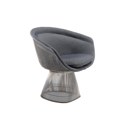 Platner Lounge Sessel | Sessel | Knoll International