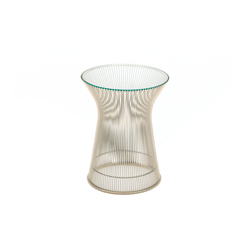Platner Side table | Mesas auxiliares | Knoll International