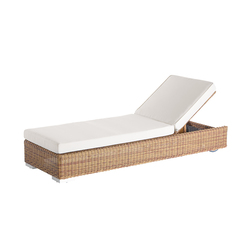 Golf sun bed | Sdraio da giardino | Point