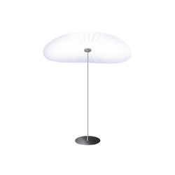 Smoon Ombrella | Floor lamps in stainless steel | BEAU&BIEN