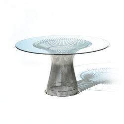 Platner Table | Tables de repas | Knoll International