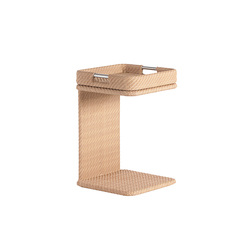 Combi low square table with tray | Side tables | Point