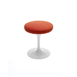 Saarinen Tulip Hocker | Poufs / Polsterhocker | Knoll International