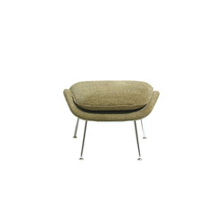 Saarinen Ottoman Womb |  | Knoll International