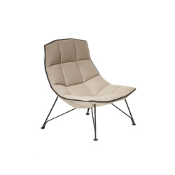 Jehs & Laub Lounge Sessel | Loungesessel | Knoll International