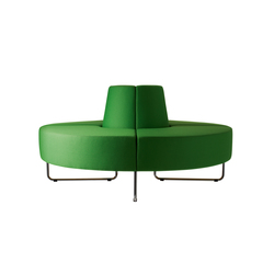 Gap Café modular sofa | Seating islands | Swedese