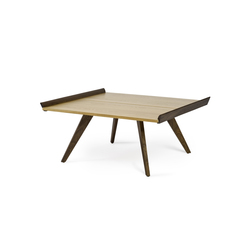 Nakashima Splay-Leg Table & Tray | Mesas de centro | Knoll International