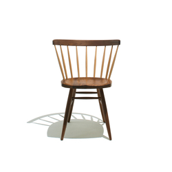 Nakashima Straight Chair | Restaurant chairs | Knoll International