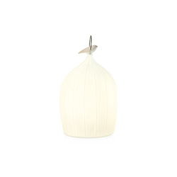 SmoonCage Porcelaine de Limoges | Table lamps in ceramic/porcelain | BEAU&BIEN