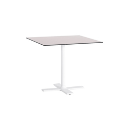 Colors square table 80 | Dining tables | Point