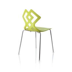 Zahira Stuhl | Stühle | ALMA Design