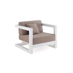 Weekend armchair | Fauteuils de jardin | Point