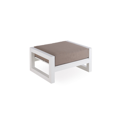 Weekend foot stool | Sgabelli da giardino | Point
