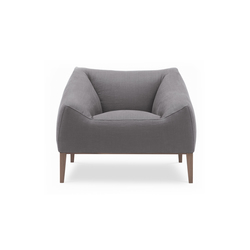 Carmel armchair | Lounge chairs | Poliform