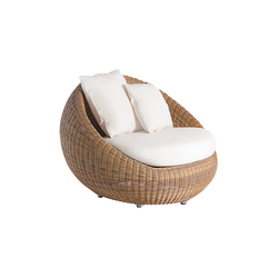 Bubble armchair | Garden armchairs | Point