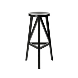 JL4 Faber Bar stool | Taburetes de bar | LOEHR