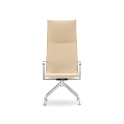 JACK 4-legged chair | Sillas de conferencia | Girsberger