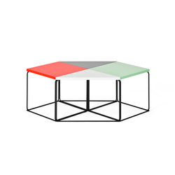 DL1 Tangram Side table | Mesas auxiliares | LOEHR