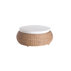Ruedo foot stool 80 | Sgabelli da giardino | Point