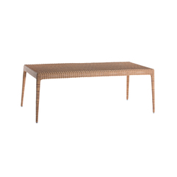 Green rectangular dining table | Dining tables | Point