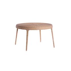 Green mesa comedor reconda | Mesas de comedor de jardín | Point