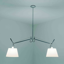 Tolomeo Suspension Basculante | Iluminación general | Artemide
