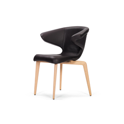 Munich Armchair | Restaurant chairs | ClassiCon