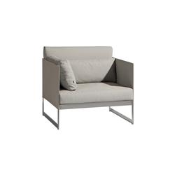 Squat 1 seat | Sillones de jardín | Manutti