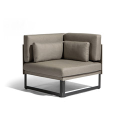 Squat Corner seat | Sessel | Manutti