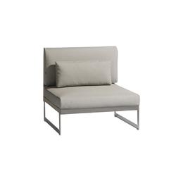 Squat 1 seat | Gartensessel | Manutti