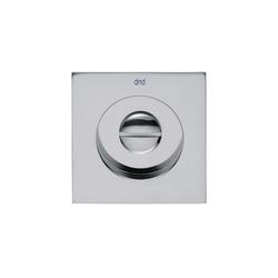 Ring | Flush pull handles | DND Maniglie
