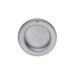 Rondo | Flush pull handles | DND Maniglie