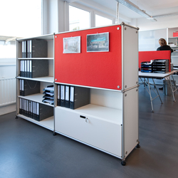 constructiv PON Office | Raumteilsysteme | Burkhardt Leitner