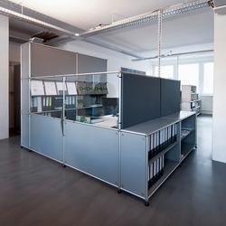 constructiv PON Office | Separación de ambientes | Burkhardt Leitner