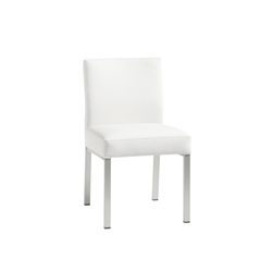 Liner dining chair | Sillas | Manutti